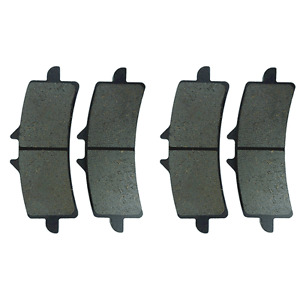 FRONT BRAKE PADS For Ducati 1198 1198S 1198SP 1198R 2009 2010 2011