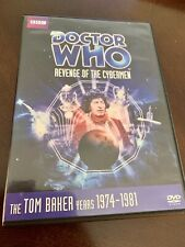 Doctor Who - Revenge of the Cybermen (Dvd, 2010)