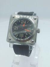 Chotovelli Torino TS07-18 men's plastic and rubber watch TS07-18 3ATM