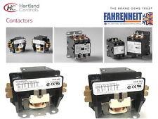 HARTLAND Controls CONTACTOR - COIL 24 VAC -   2 or 3 POLE  - 40 & 50 AMP
