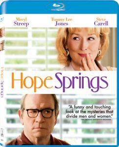 Hope Springs (Blu-ray, BD DVD, 2012) Meryl Streep - Free Shipping