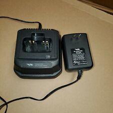 Vertex Standard CD-16 Rapid Batt Charger with PA-23B Power Adapter/Supply