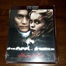 Sleepy Hollow (HD-DVD, 2006) Johnny Depp Christina Ricci - Sealed
