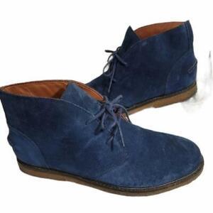 Polo Ralph Lauren Chukka Suede Men Lace-Up Boots 9.5 D