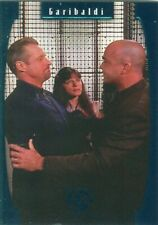 BABYLON 5 1998 Season 5 One Exit At A Time Insert Card E4!!! NM/M