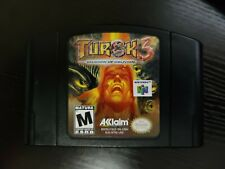 [N64/Nintendo 64]  Turok 3: Shadow of Oblivion (CART ONLY) - *USED*