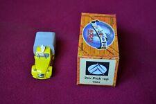 2CV PICK UP 1964 NOREV HACHETTE 2 CV CITROEN VOITURE MINIATURE  1/43 TOYS