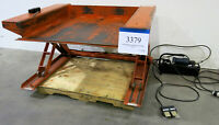 Lee Engineering / Presto Lifts Model XZ44-20 2000 lb Platform Lift - Inv #3379