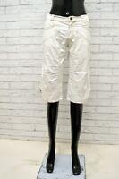 Bermuda JECKERSON Donna Taglia Size 34 Pantalone Corto Shorts Pantaloncini Woman