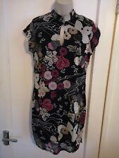 Ladies dorothy perkins  geisha dress size 14 #Z