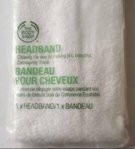 The Body Shop White Headband