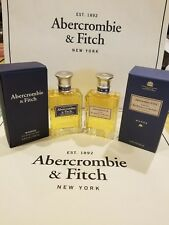VINTAGE Abercrombie & Fitch Woods cologne and woods splash 3.4oz authentic rare