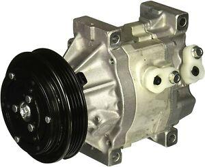 A/C Compressor Fits Toyota Echo 2000-2005  L4 1.5L OEM SCS06C 77370