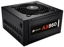 Corsair AX860 860W Modular Power Supply 80 Plus Platinum