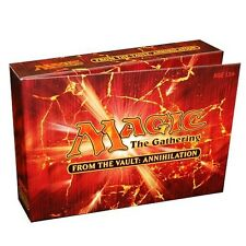 "MTG MAGIC FROM THE VAULT ANNIHILATION "" NUEVO / SELLADO"" FOILS SEALED"