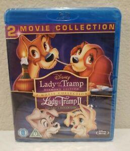 Lady and the Tramp + Lady and the Tramp 2 (Scamp's Adventure) NEW!