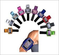 Armband Phone Holder for iPhone 4 5 6 6S Adjustable Strap Running Jogging Gym