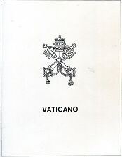 Lindner VD Vatikan  1961 - 1985  in br. RB - NP ca. 165,-- € ( Z565 )