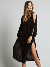Robe free people Dreamin of the Sun Dress S/P Lit de Vin