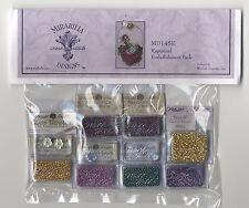 Cross Stitch ~ Mirabilia Embellishment Pack for Rapunzel #MD145E