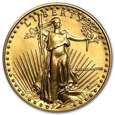 1988 1/2 oz Gold American Eagle Coin - Brilliant Uncirculated - SKU #4718