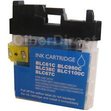 1 COMPATIBILE BROTHER LC-1100 C AZZURRO / BLU STAMPANTE Cartuccia di inchiostro-fattura con IVA.