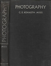 Photography by C. E. Kenneth Mees. N.Y. The Macmillan Co. 1937. First Edition.