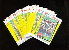 1982 Topps K-Mart  #41 Mike Schmidt 23 Card Lot Nice!