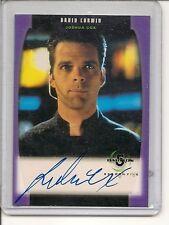 Babylon 5 season 5  A22 Joshua Cox auto card