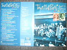 Bear Family DVD At Town Hall Party  Aug.29 & Sep.5 1959 Tex WILLIAMS Bob LUMAN