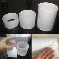 Multi-function - Clear 3D Texture Carbon Fiber Vinyl Tape Wrap Film Sticker - CF
