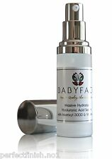 Babyface Massive Hydration Hyaluronic Acid Serum Vitamin C & Matrixyl 3000 33ml