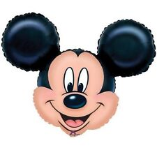 Disney Mickey Mouse Head Foil Balloon Birthday Party Decoration Party Supplies