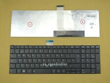 for Toshiba Satellite C850 C850D C855 C855D Keyboard Spanish Teclado Black