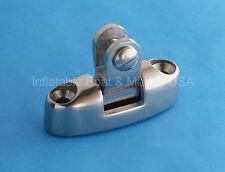 2X Bimini Top Swivel Deck Hinge - Fittings / Hardware 316 Marine Stainless Steel