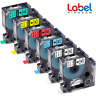 6PK Compatible  Dymo 45013 45010 Label Tape for DYMO LabelManager 160 280 420P