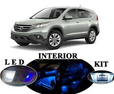 LED Package - Interior + License Plate + Vanity + Reverse for Honda CR-V 19 Pcs