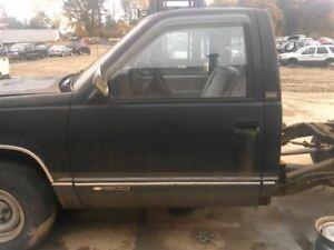 Driver Left Front Door Electric Fits 88-93 CHEVROLET 1500 PICKUP 825955