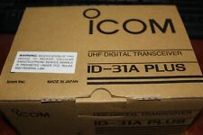 Icom ID-31A PLUS DSTAR UHF Transceiver MINT IN BOX