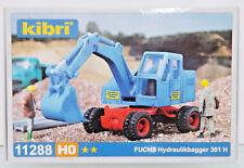 Kibri 11288-H0 KIT 1:87 - Zorro Excavadora hidráulica 301H - Nuevo en EMB. orig.