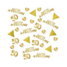 Confeti de fiesta de aniversario