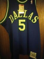1994-95 Jason Kidd NBA Dallas Mavericks Mitchell & Ness Authentic Away Jersey