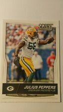 Trading Card NFL Julius Peppers Green Bay Packers Panini Score 2016