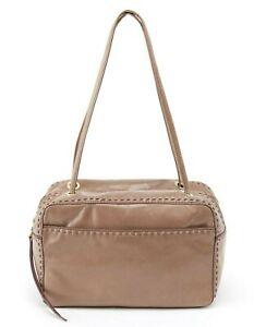 HOBO Crux Women's Vintage Hide Leather Shoulder Bag in Cobblestone