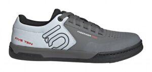 Five Ten Freerider Pro Shoes Grey Five / Cloud White / Halo Blue - Mountain Bike