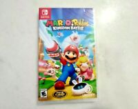 Mario Plus Rabbids: Kingdom Battle For Nintendo Switch Brand New and Sealed