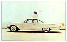 1961 Buick Invicta Two Door Hardtop Postcard