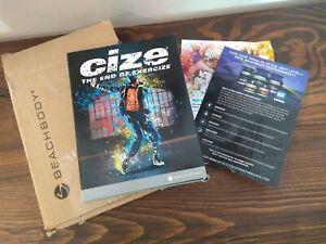 Cize The End of Exercize - Shaun T-Dance Workout BeachBody Exercise (DVD, 2015)