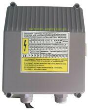 Boîtier / Coffret de Démarrage de Pompe Immergée 1,1 Kw - 1,5CV - 35µf - RIBIMEX