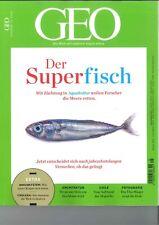 GEO Magazin, Heft 05/2020: Der Superfisch  +++wie neu +++